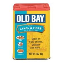 Old Bay Seasoning with Lemon and Herb