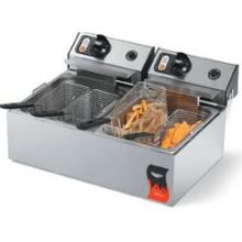 Cayenne Standard Duty Electric Countertop Dual Fryer