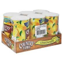 Country Time Lemonade Beverage