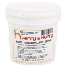 Marshmallow Topping