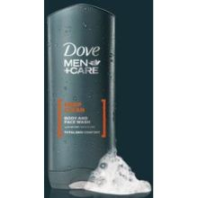 Dove Mens Deep Clean Body Wash