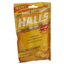 Halls Cough Drop