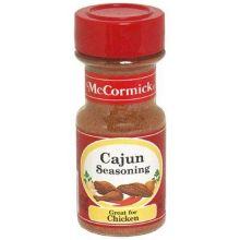 McCormick Cajun Seasoning - 25 lb. box