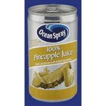 100 Percent Pineapple Juice