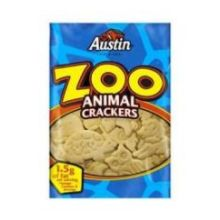 Zoo Animal Cracker