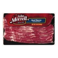 Cured Beef Bacon Plate