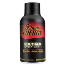 Extra Strength Berry Shot Drink
