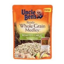 Whole Grain Medley Roasted Garlic Ready Rice