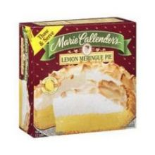 Lemon Meringue Cream Pie