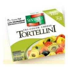 Tricolor Tortellini Pasta 14 Ounce