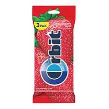 Strawberry Remix Gum