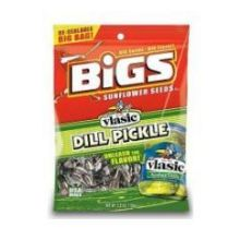 Bigs Vlasic Dill Pickle Sunflower Seeds
