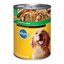 Pedigree Choice Cuts in Gravy Complete Nutrition with Country Stew for Dog 22 Ounce