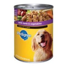 Pedigree Choice Cuts in Gravy Complete Nutrition with Vegetables and Lamb for Dog
