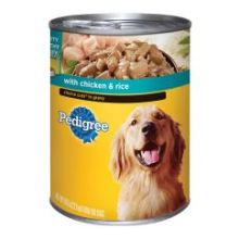 Pedigree Choice Cuts in Gravy Complete Nutrition with Chicken and Rice for Dog