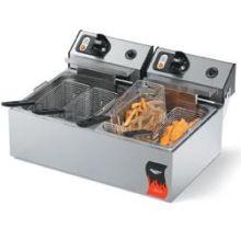 Cayenne Standard Duty Electric Dual Countertop Fryer