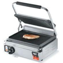 Cayenne Grill Single Panini Style Cast Iron Plate Sandwich Press