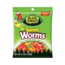 Gummy Worm Candy