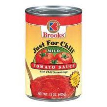 Brooks Just For Chili Tomato Sauce