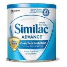 Similac Advance Early Shield Baby Formula Powder