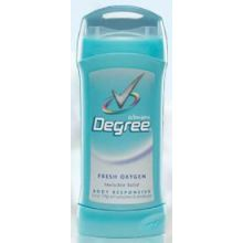 Degree Fresh Oxygen Invisible Solid Anti Perspirant and Deodorant