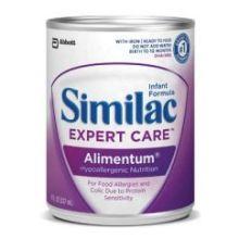 Similac Expert Care Alimentum Hypoallergenic Nutrition
