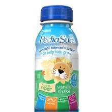 PediaSure Complete Balanced Nutrition Vanilla Shake with Fiber