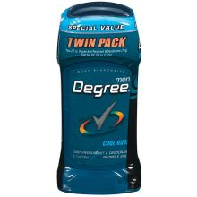 Degree Cool Rush Anti Perspirant Deodorant Mfg 26700