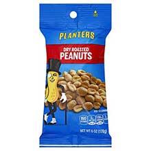 Planters Dry Roasted Peanut