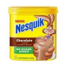 Nesquik Chocolate Powder Beverage Mix