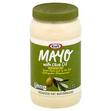 Mayonnaise with Olive Oil 48 Fluid Ounce