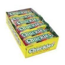 Chuckles Assorted Jelly Candy Bar