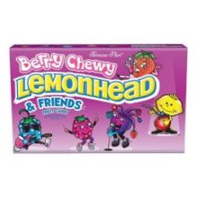 Lemonhead and Friends Assortment Chewy Candy