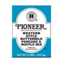 Pioneer Western Style Buttermilk Pancake and Waffle Mix