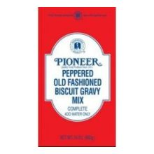Pioneer Old Fashioned Biscuit Gravy Mix