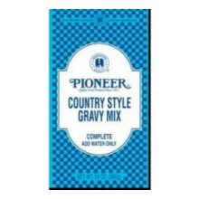 Pioneer Country Style Gravy Mix