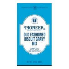 Pioneer Old Fashioned Biscuit Gravy Mix