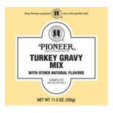 Pioneer Turkey Gravy Mix