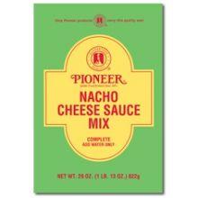 Nacho Cheese Sauce Mix