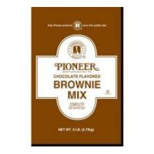 Pioneer Chocolate Brownie Mix