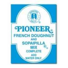 French Doughnut and Sopapilla Mix