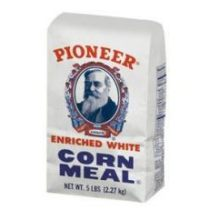 Pioneer White Corn Meal