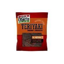 Natural Style Teriyaki Beef Jerky