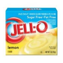 Jello Lemon Instant Pudding and Pie Filling