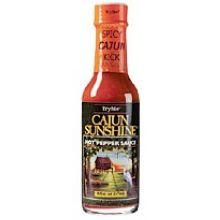 Try Me Cajun Sunshine Sauce