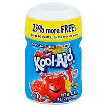 Kool Aid Tropical Punch Beverage Mix