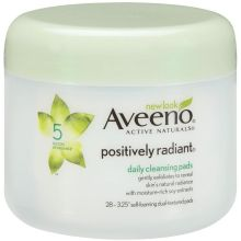 Positively Radiant Daily Cleansing Pads