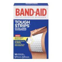 Tough Strips Extra Large Waterproof Adhesive Bandage