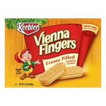 Keebler Vienna Fingers Creme Filled Sandwich Cookie