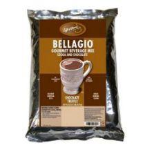Caffe D Amore Bellagio Gourmet Hot Cocoa Premium Chocolate Truffle